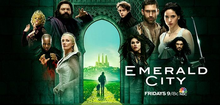[Critique] Emerald City S01 E01-02 : rien de magique à Oz