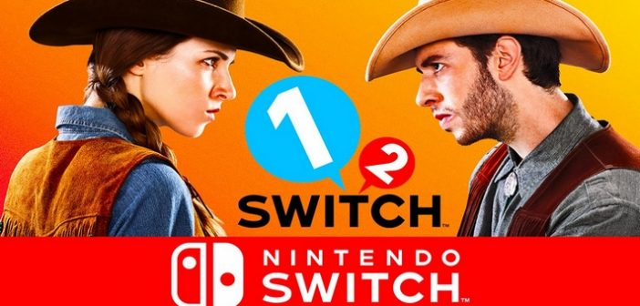 1-2 Switch dévoile le nombre total de ses mini-jeux