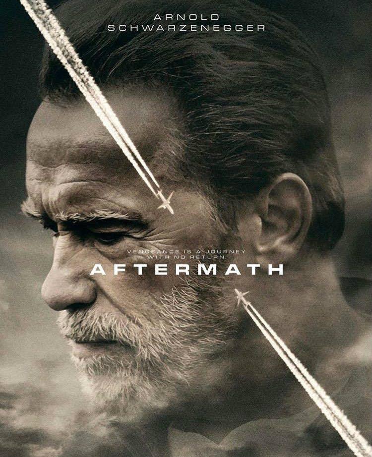 Aftermath : Schwarzenegger touchant dans la bande-annonce !