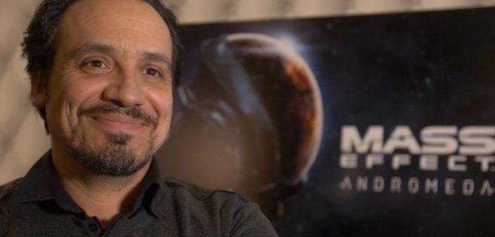 Alexandre Astier participe au développement du prochain Mass Effect : Andromeda !