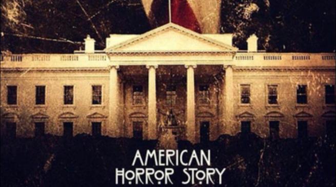 Donald Trump dans la saison 7 — American Horror Story