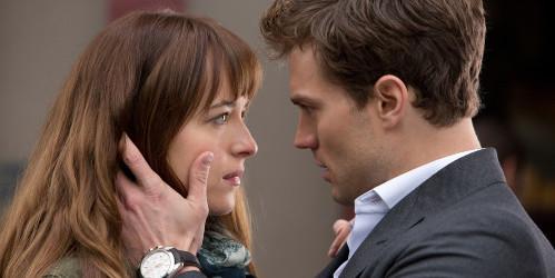 Anastasia et Christian Cinquante nuances de Grey
