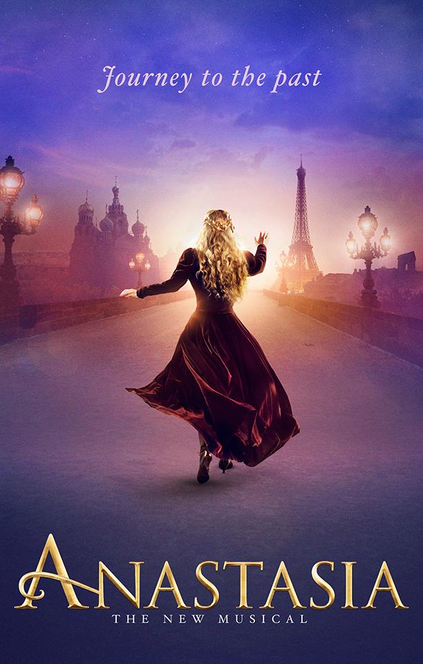 Anastasia : la comédie-musical du dessin animé devoile Voyage dans le temps