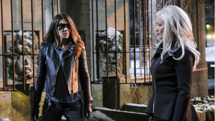Arrow accueille une nouvelle Black Canary