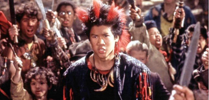 Avant/Après : Dante Brasco, alias Rufio dans Hook