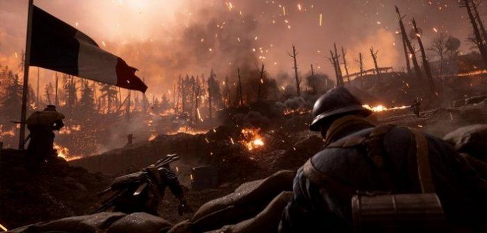 Battlefield 1 They Shall Not Pass, détails des opération et des armes