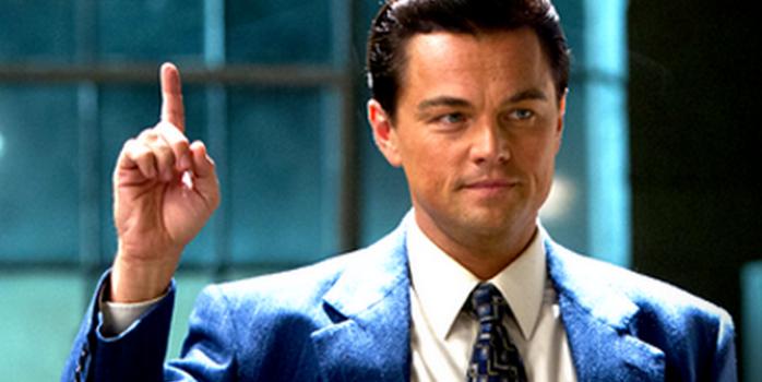 Black Hand Leonardo Dicaprio en Sherlock Holmes italien
