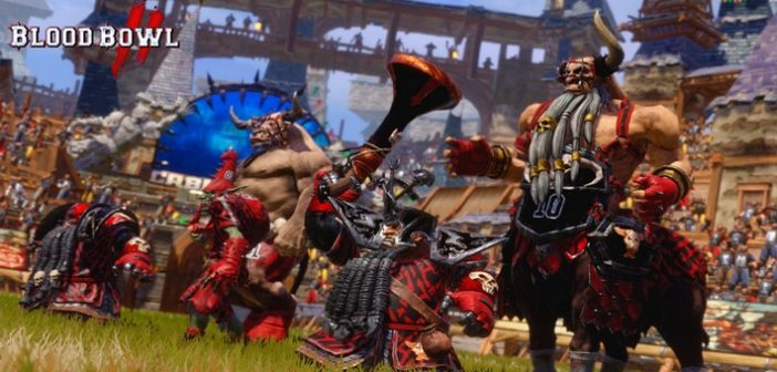 Blood Bowl 2 arrivée imminente des Nains du Chaos et des équipes Khemri