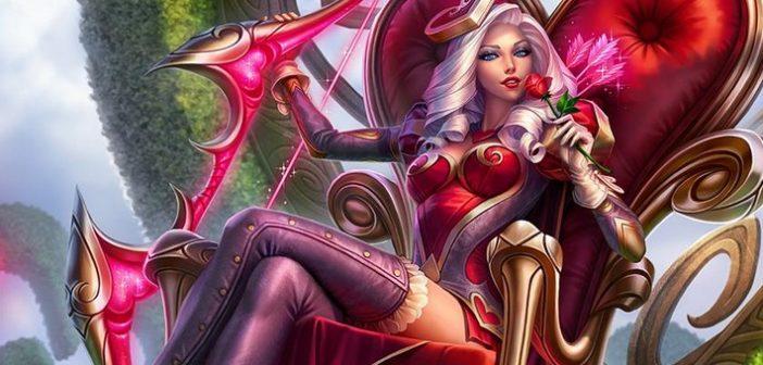 Capital sexy : la charte League of Legends mise à jour !