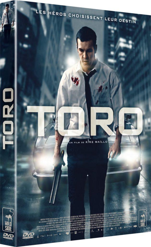 [Concours] Toro : 1 Blu-Ray du film + 2 DVD à gagner !