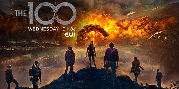 [Critique] The 100 S04E01 : les survivants reviennent doucement