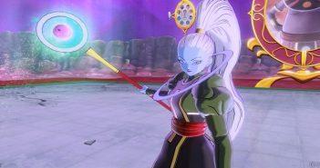 Dragon Ball Xenoverse 2 : Vados dévoile ses talents au combat en vidéo