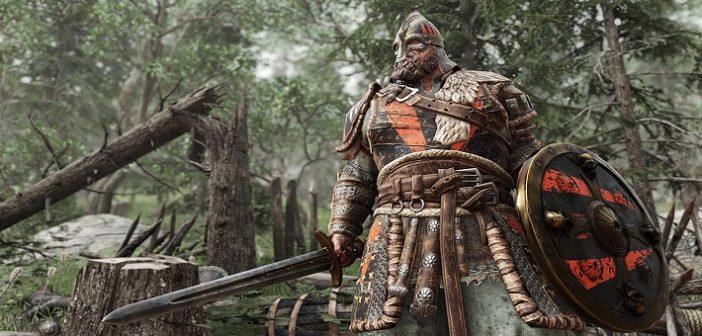 For Honor n'a pas prévu d'étriper ses guerriers sur Nintendo Switch