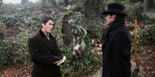 Hugh Jackman Christian Bale le Prestige