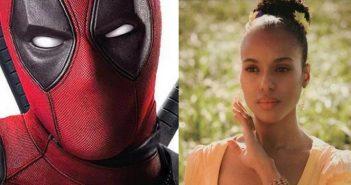 Kerry Washington pour incarner Domino dans Deadpool 2