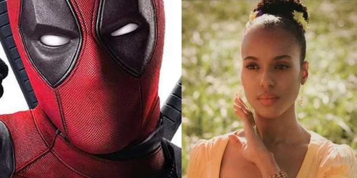 Kerry Washington pour incarner Domino dans Deadpool 2