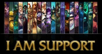 League of Legends : une excellente surprise pour les supports et junglers