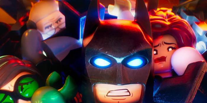 Lego Batman, le film box office USA