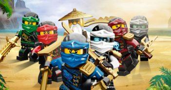 Lego Ninjago, le film : une première bande-annonce en mode ninja !