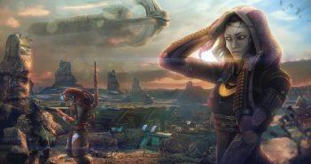 Mass Effect Andromeda : Les membres de l'équipage se dévoilent !