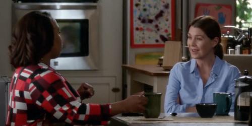 Meredith et Bailey