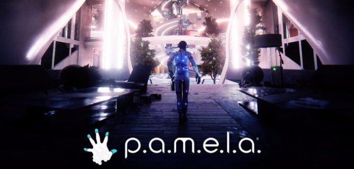 Les développeurs de chez NVYVE®Studios nous annoncent l'arrivée prochaine de leur premier soft, P.A.M.E.L.A., en Early Access.