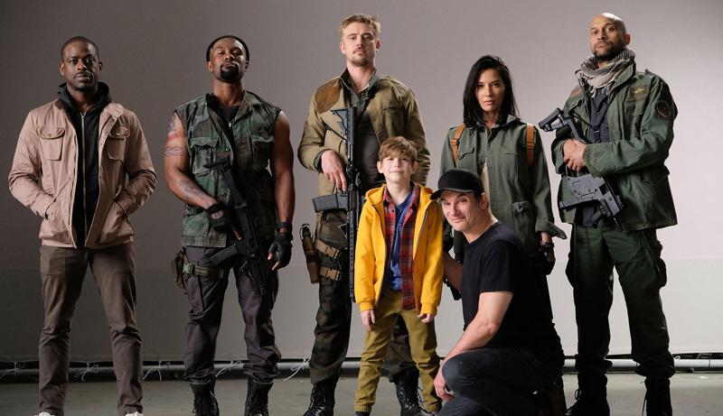 Predator : le tournage du film vient de commencer et promet d'être violent
