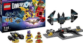[Preview] LEGO Dimensions : quand le dark Batman s'en mêle !