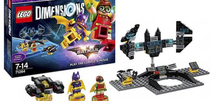 [Preview] LEGO Dimensions : quand le dark Batman s'en mêle !