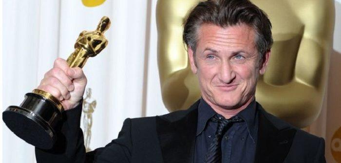 Sean Penn. 5 fois où les Oscars se sont engagés en politique.