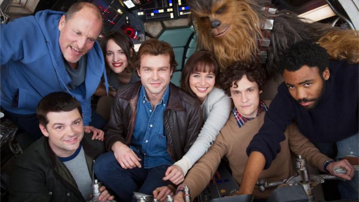 Star Wars : le spin-off sur Han Solo dévoile sa première photo du casting