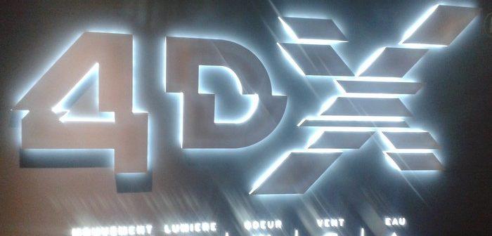 """On a testé la salle de cinéma 4DX, est-ce une """"expérience de cinéma absolue"""" ?"""