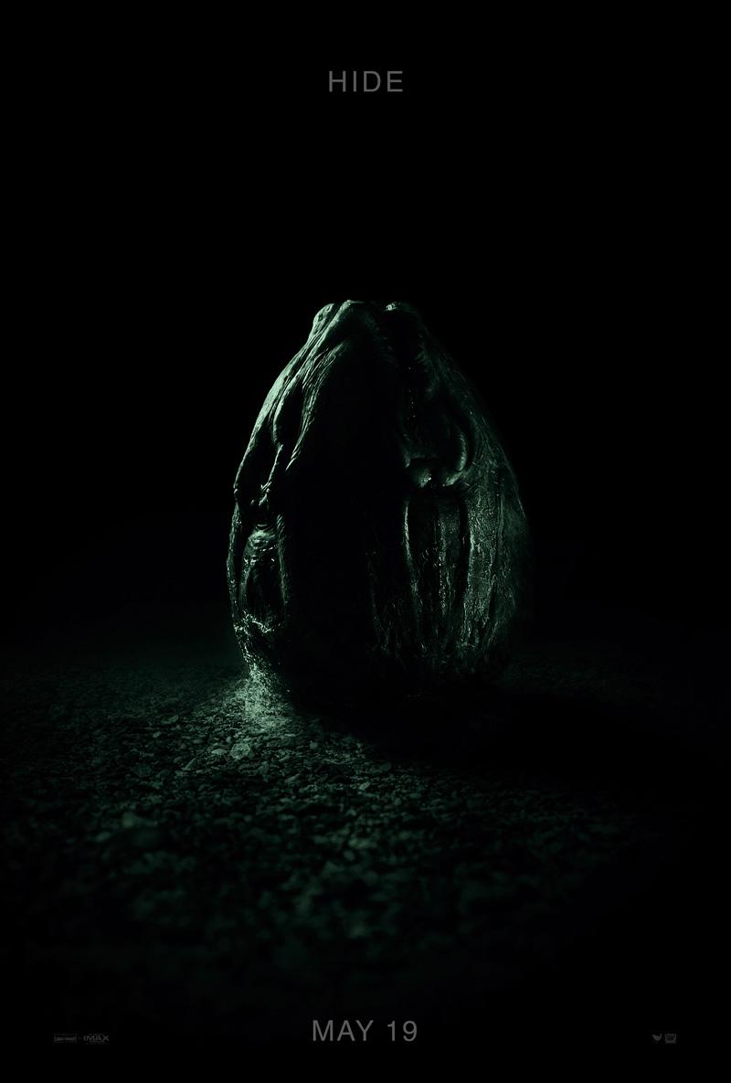 Alien : Covenant : fuyez et cachez-vous devant cette nouvelle bande-annonce !