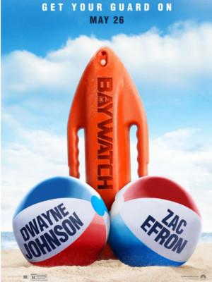 Baywatch se dévoile via un nouveau trailer et une affiche bien gaulée