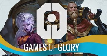 [Concours] Game of Glory : 8 -tshirts officiels à gagner !