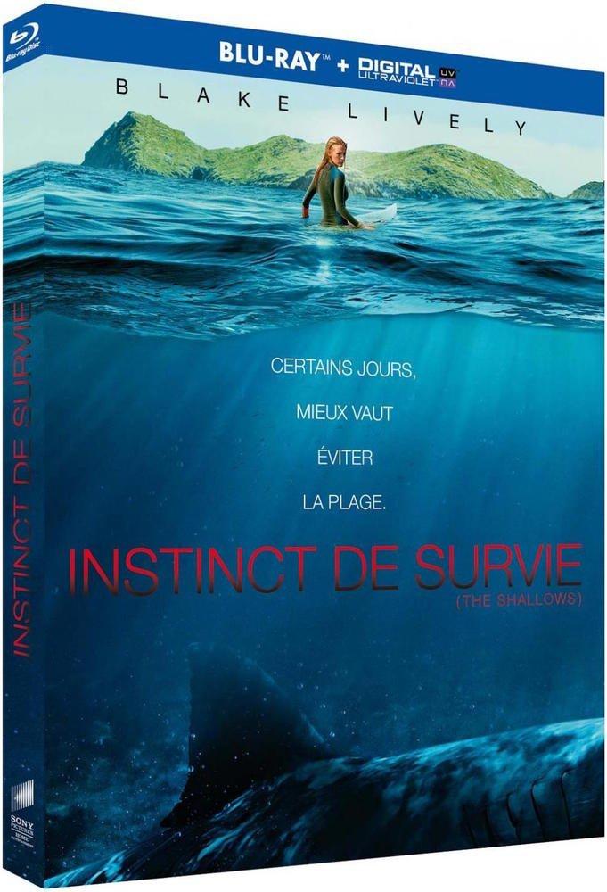 [Concours] Instinct de survie - 1 Blu-ray à gagner !