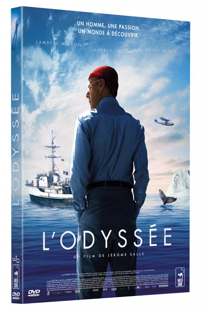 [Concours] L'Odyssée - 1 Blu-Ray et 2 DVD à gagner