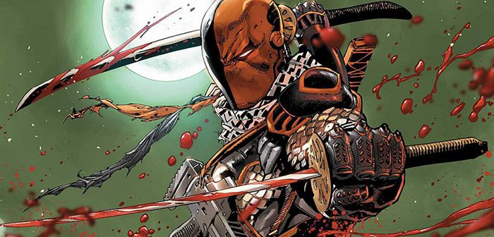 Deathstroke n'affrontera pas forcément The Batman !