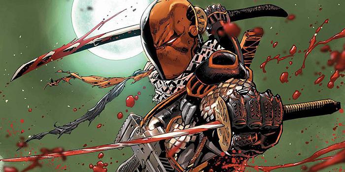 Deathstroke n'affrontera pas forcément The Batman !