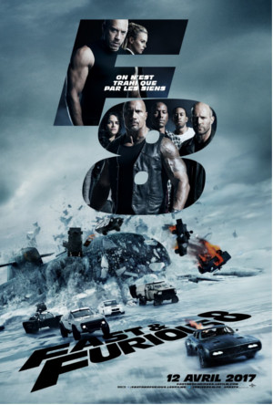 Fast and Furious 8 : une affiche officielle qui dépote !