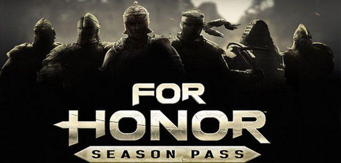 Dans le futur contenu annoncé au programme du Season pass de For Honor, 6 nouveaux personnages feront leur entrée. 2 d'entre eux ont visiblement fuité.