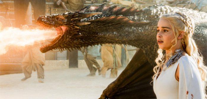 Game of Thrones saison 7 : la taille des dragons de Daenerys sera de… ?