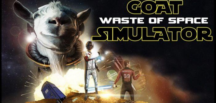 Goat Simulator s'en prend à Mass Effect et Star Wars dans son futur DLC