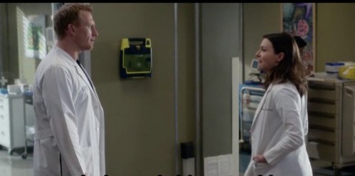 Grey's Anatomy Owen et Amelia