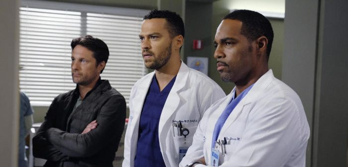 Grey's Anatomy saison 13 épisode 15 moments forts