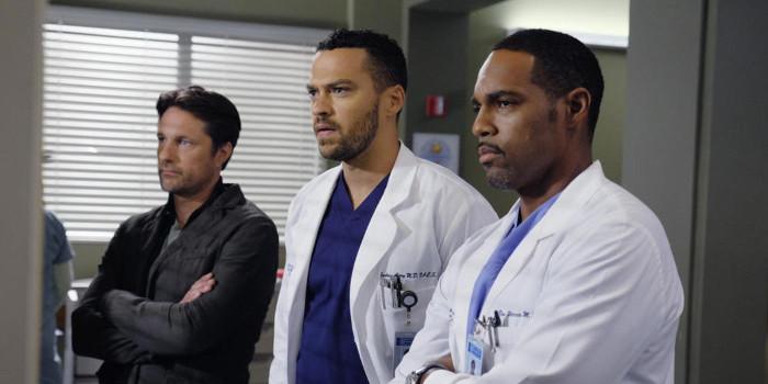 Grey's Anatomy saison 13 épisode 15 moments forts