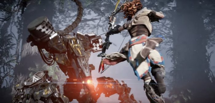 Horizon Zero Dawn casse un record de lancement chez Sony !