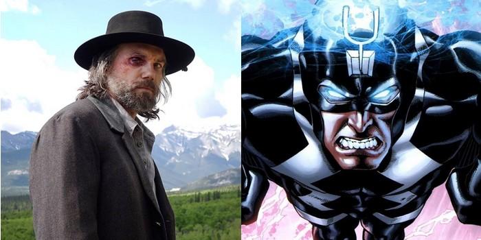 Inhumans : Anson Mount incarnera Black Bolt (ou Flèche Noire)