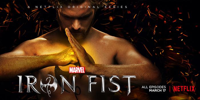 Iron Fist n'aura pas son costume dans la série de Netflix !