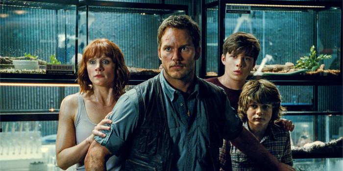 Jurassic World 2 : une première image officielle dévoilée !